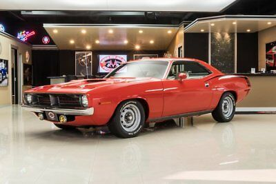 1970 Plymouth Cuda  Rotisserie Restored Cuda! # Matching 440ci V8, 727 Automatic, Sure Grip, PS, PB!