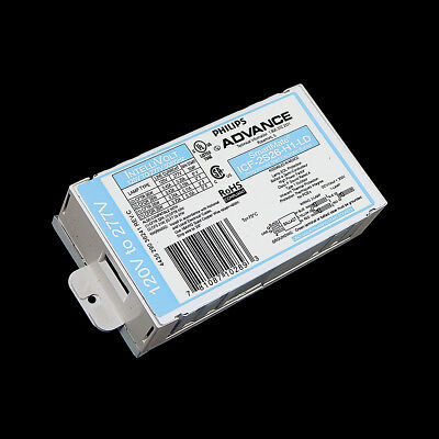 NEW Philips ICF-2S26-H1-LD Compact Fluorescent Electronic Ballast 120-277V