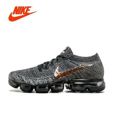 Nike Air VaporMax Be True Flyknit Breathable Men's Running Shoes