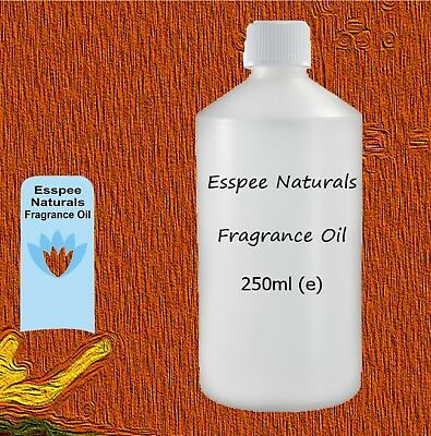 Fragrance Oils - 250 ml - Best Quality for Candles, Diffusers, Oil Burners etc.