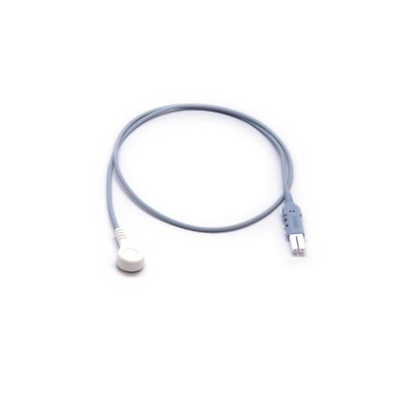 Mindray / Datascope Replacement White Mobility Lead Wire - RA - 0012-00-1527-12