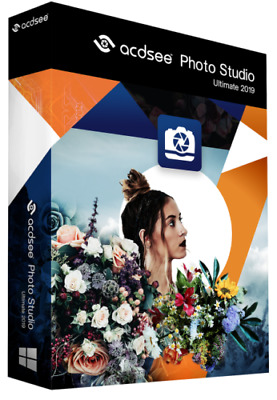 ACDSee Photo Studio Ultimate 2019 (Win x64) With lifetime license download