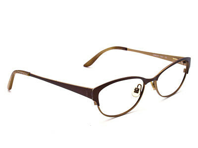 89e9a34eb4b5 Kate Spade Eyeglasses Camelot 0JUV Satin Brown Full Rim Metal Frame 50  15  135