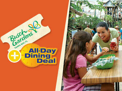 Seaworld Orlando Busch Gardens 2-Day Ticket $88 A Promo Discount Savings Tool
