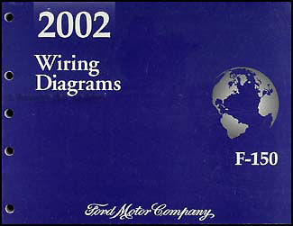 1995 FORD PICKUP Electrical Troubleshooting Manual F150 F250 ... Wiring Diagram For Ford F Pickup Truck on
