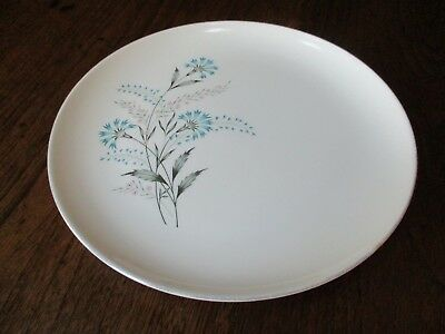 "Rare/Vtg Taylor-Smith-Taylor Discontinued Pattern Versatile 10 1/4"" Dinner Plate"