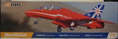 FMS BAE Hawk Red Arrow 80mm EDF PNP FMM101P
