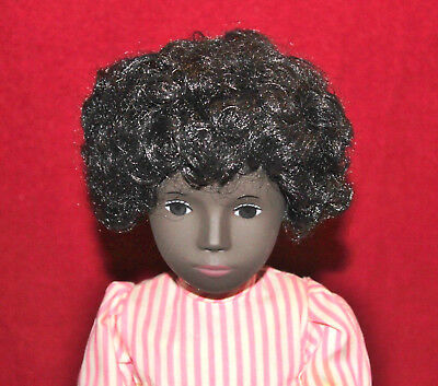 "16"" Vintage Sasha Doll Cora 109,No Tag,No Box,Made In England On Early 1970s."