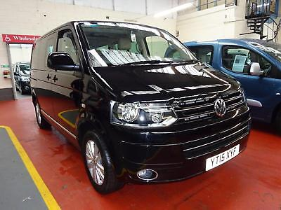 15 Volkswagen Caravelle       Wheelchair Adapted Disabled Vehicle