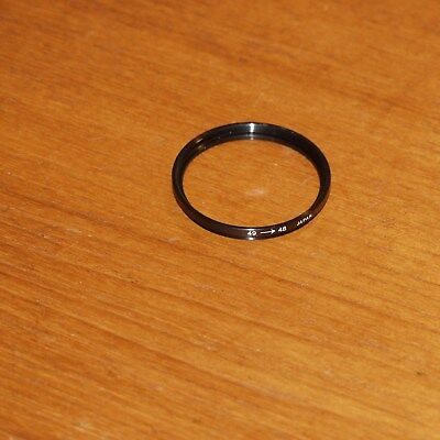 49mm-48mm 49-48  Stepping Ring Filter Adapter Step DOWN ring for Canon filters