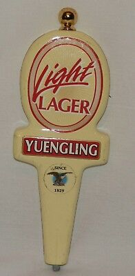 Yuengling Light Lager Beer Tap Handle