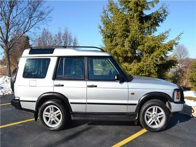 2003 Discovery SE 2003 Land Rover Discovery SE-7 Pass Safari package DVD/TV only 92K mi warranty