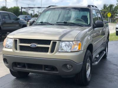 2003 Ford Explorer Sport Trac  2003 Ford Explorer Sport Trac XLT 4dr Crew Cab SB Well Maintained FLORIDA OWNED