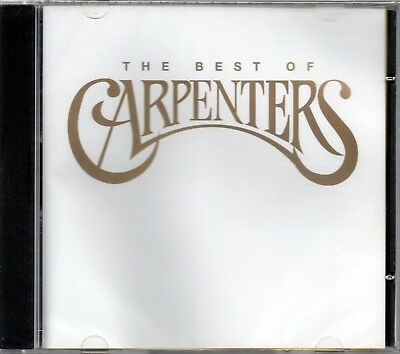 Carpenters CD The Best Of Brand New Sealed Made In Brazil Rare