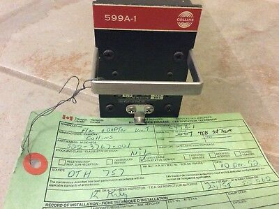 COLLINS Type 599A-1 Aircraft Adapter Unit P/N 522-3767-001