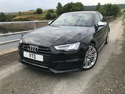 * 2017 Audi S4 3.0 Tfsi Quattro 4 Door Auto 349 Bhp Vat Qualifying / Top Spec*