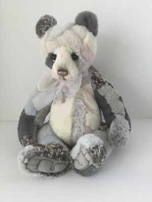 Charlie Bear - Taggle - 2018 Plush Collection