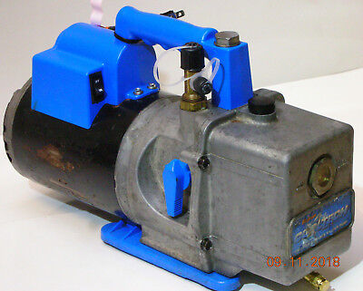 Robinair Model 15600 - 6 cfm Vacuum Pump