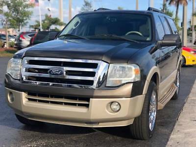 2008 Ford Expedition Eddie Bauer 4x2 4dr SUV 2008 Ford Expedition Eddie Bauer 4x2 4dr SUV 98K Miles Brown SUV 5.4L V8 Florida