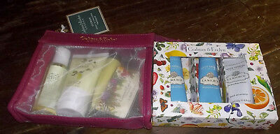 Two Crabtree & Evelyn Gift Sets Unused