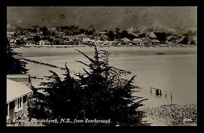 Dr Who 1926 New Zealand Searborough Postcard C60178