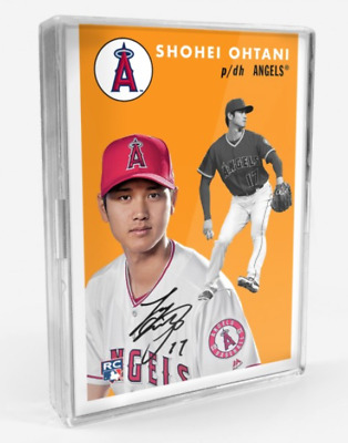 2018 TBT #42 Topps 1954 Design ALL ROOKIE Ohtani Buehler Rodriguez Flaherty RC