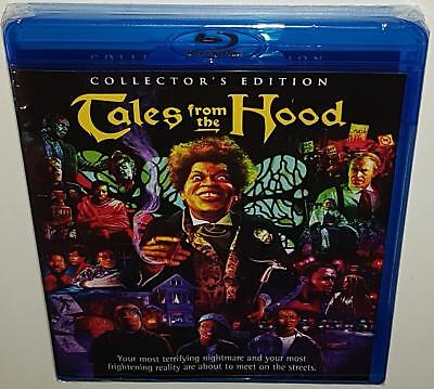 Tales From The Hood (2018 Release) Brand New Sealed Region A Bluray
