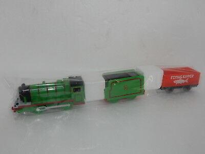 "Thomas The Tank Engine Tomy ""henry & Tender & Truck"" Brand New Rare Import"