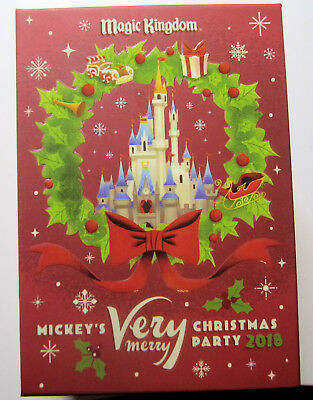 Disney Parks Mickey Mickey's Very Merry Christmas Party 2018 Magic Band LE WDW