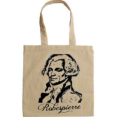 Robespierre French Revolution - New Cotton Hand Bag/tote Bag