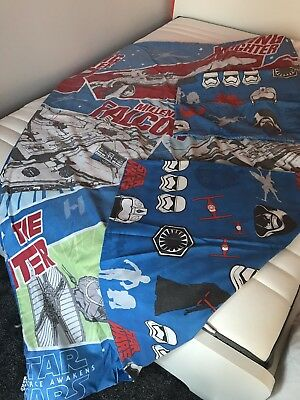 Single duvet cover and Pillow Case Star Wars