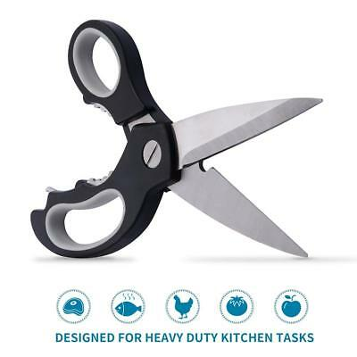 Multifunction Stainless Steel Kitchen Scissor Heavy Duty Chicken Bone Shear Tool