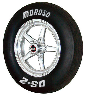 MOROSO 24.0/5.0-15 DS-2 Front Drag Tire P/N - 17040