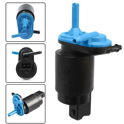 Suits Vauxhall Opel Corsa Astra Omega Vectra Windscreen Washer Pump Front/Rear