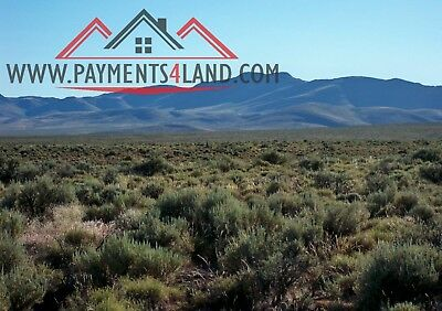 Huge 20 Acre Ranch Elko Nevada Land Lot Adjoins Blm Cash No Reserve Awesome View