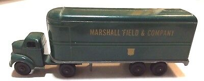 Marshall Fields Collectible Semi Truck by Ralstoy (Tractor and Trailer}