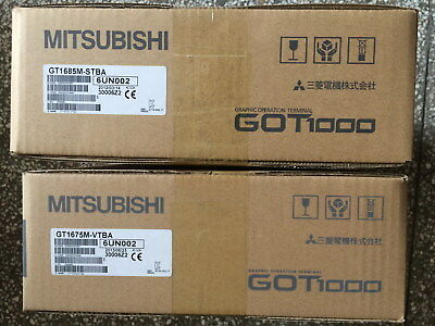 MITSUBISHI GT1685M-STBA GT1685MSTBA New In Box 1Pcs
