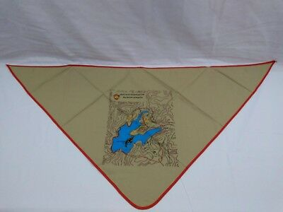 Heritage Reservation Boy Scouts of America Neckerchief, Laurel Highlands Council