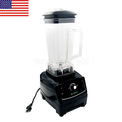 Commercial 2L 2200W Heavy Duty Grade Blender Mixer Juicer Food Processor Ice US
