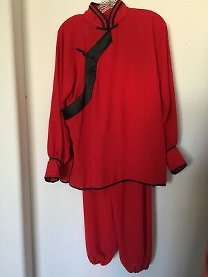 Traditional Chinese Woman's Tai Chi Suits/Silk