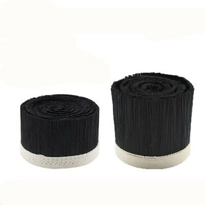70mm/100mm Nylon Brush Vacuum Cleaner Engraving Machine Dust Cover CNC Router