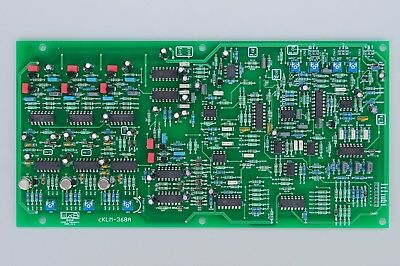 Korg Polysix KLM-368A Replacement Board = cKLM-368A