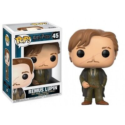 Funko Pop Vinyl Figure Harry Potter Remus Lupin 45 New