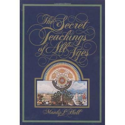 The Secret Teachings of All Ages Hall, Manly P.