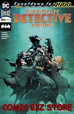 Detective Comics #994 (2018) 1St Printing Main Cvr Dc Universe Bagged & Boarded