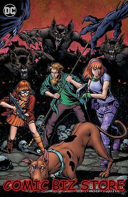 Scooby Apocalypse #32 (2018) 1St Printing Variant Cover Bagged & Boarded Dc