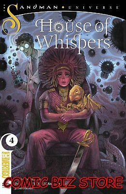 House Of Whispers #4 (2018) 1St Printing Bagged & Boarded Dc Comic Universe