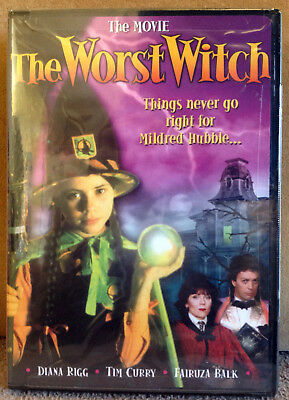 The Worst Witch (DVD, 2004) / FACTORY SEALED / RARE