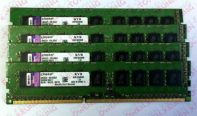 Memory/Ram Crucial 8gb 16gb 32gb DDR3-1600 1.35V ECC Unbuffered UDIMM PC3L DR