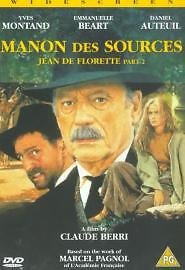 Manon Des Sources (DVD, 2000)